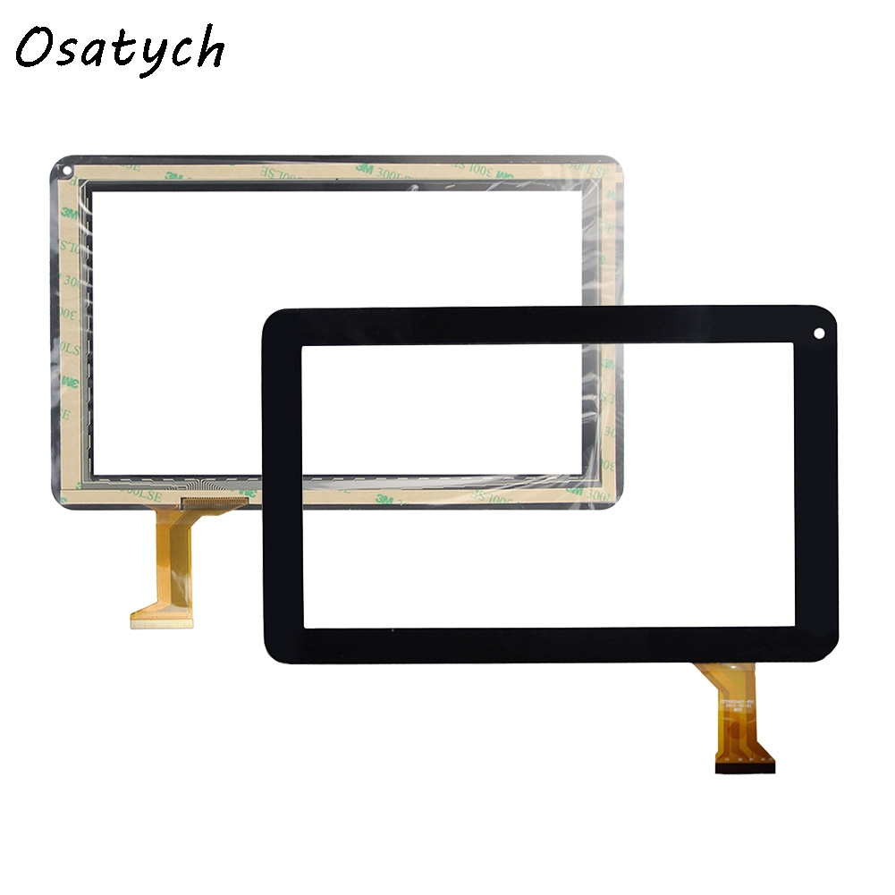 9 inch Black Touch Screen DH-0926A1-PG-FPC080-V3.0 DH-0926A1-PG-FPC080-V2.0 Glass Panel Sensor Replacement Free Shipping 9inch touch screen cable dh 0926a1 fpc080 noting size and color