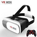 VR BOX 2.0 II Virtual Reality Glasses with Joystick Google Cardboard 3D Glasses DLP for iPhone Huawei 3.5 - 6.0 inch Smartphone
