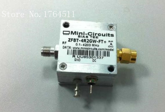 [BELLA] Mini-Circuits ZFBT-4R2GW-FT+ 0.1-4200MHz RF Bias SMA