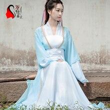 High End Chinese Women Tang Song Ming Dynasty Ruqun Hanfu Suit Cosplay Fairy Infanta Dress Hanfu Suit Dress Dramaturgic Costume