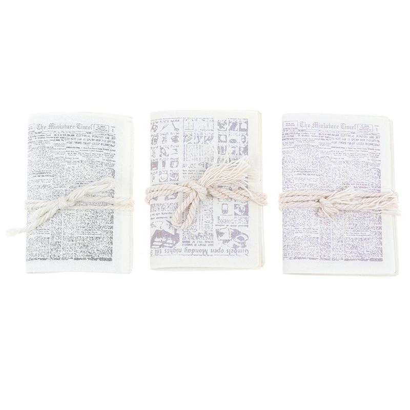 Dollhouse Miniature Sketch Book