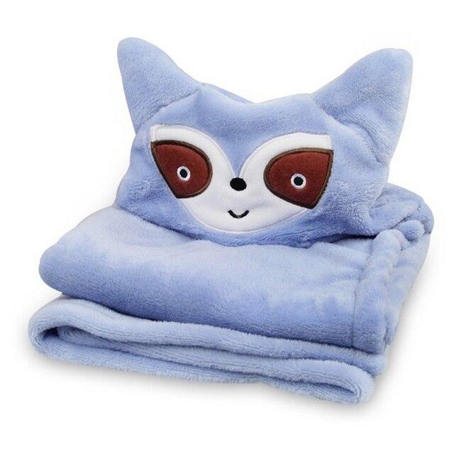 New fashion Cartoon Baby  Style Blanket Baby Hooded Bathrobe Polyester Infant Bath Towel Bath Robe Beach Towels 0-2years