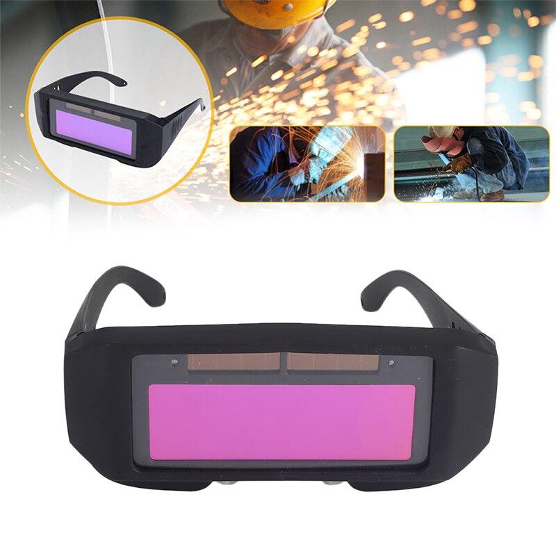 giantree Solar Auto Darkening Welding glasses Welding Helmet Eyes Protector Welder Cap Goggles