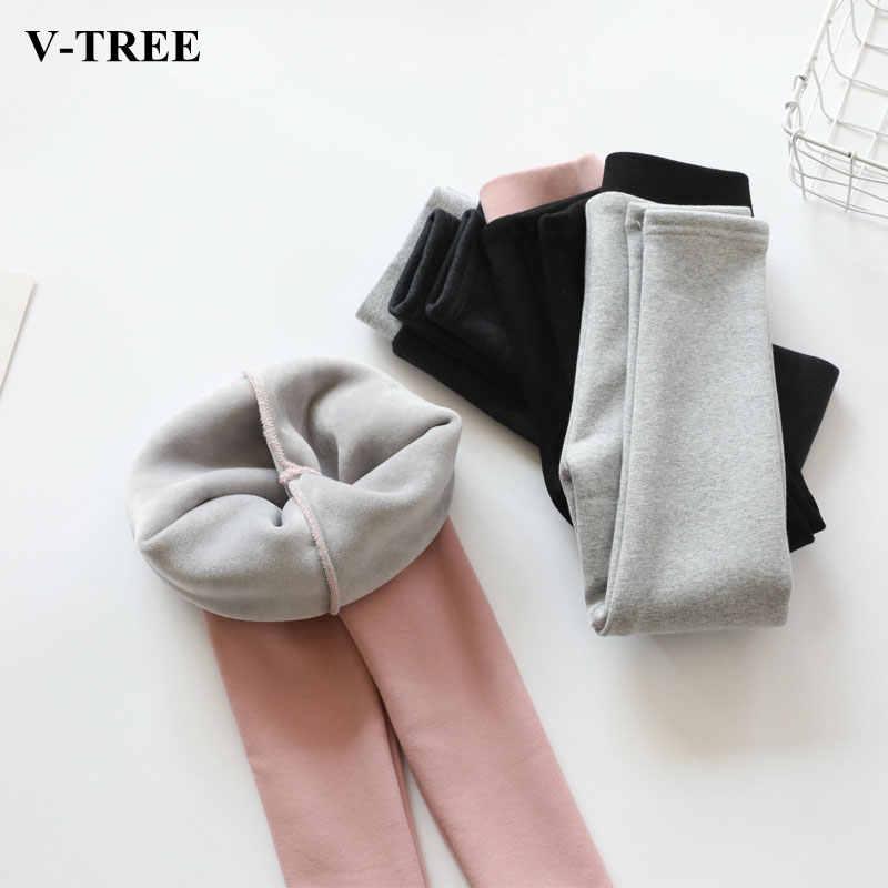 028a0eb1283de 2018 зимние штаны для девочек, утепленные детские брюки, От 2 до 10 лет,