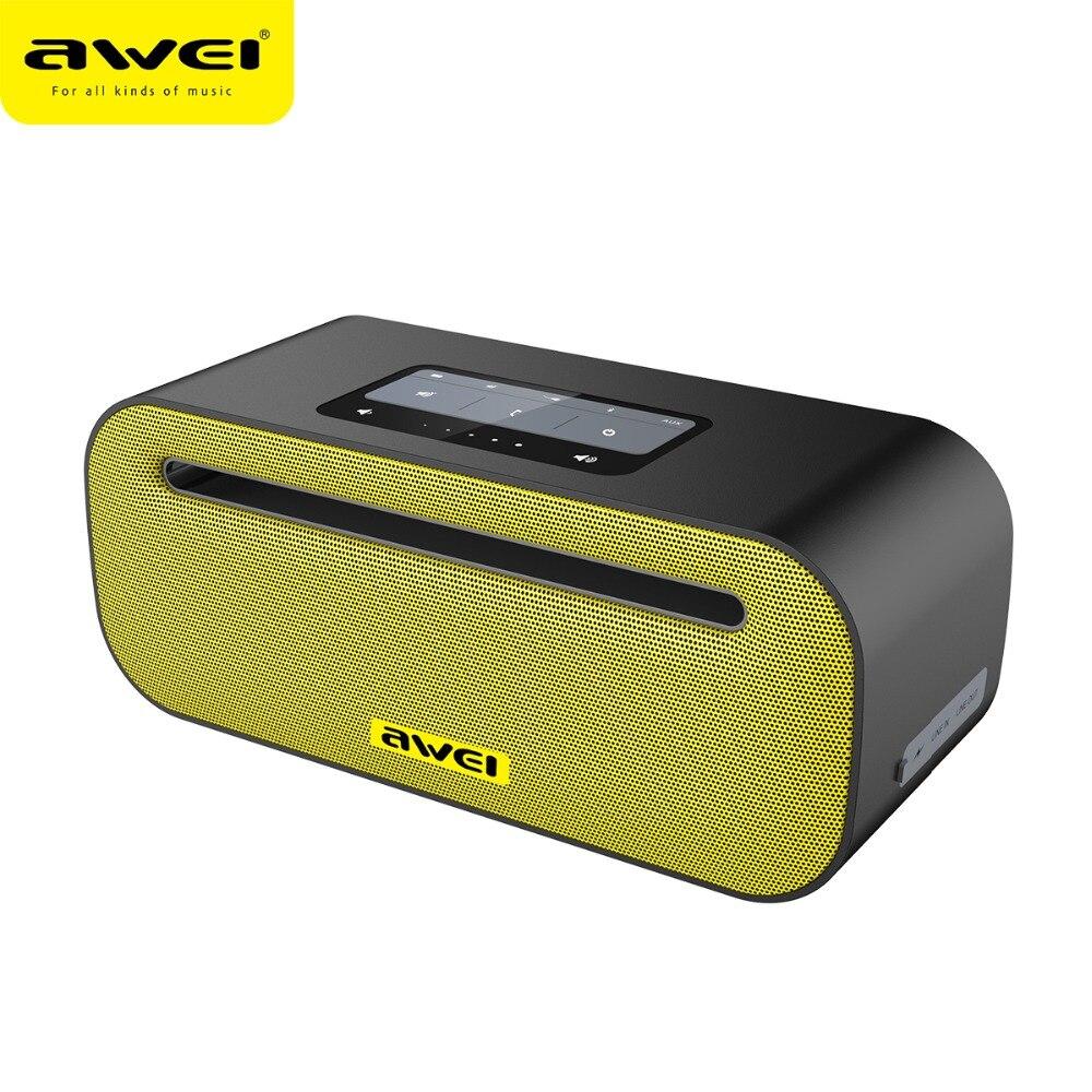AWEI Y600 Intelligent NFC bluetooth speaker 3D stereo surround sound CSR 4.1 wireless loudspeaker 2600mah with noise reductionAWEI Y600 Intelligent NFC bluetooth speaker 3D stereo surround sound CSR 4.1 wireless loudspeaker 2600mah with noise reduction