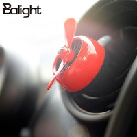 BALIGHT Car Air Freshener styling car accessories air conditioner outlet vent clip car perfume AC scent
