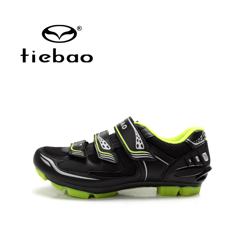 Tiebao Bicycle Cycling Shoes For Mountain Bike MTB Shoes Mens Cycling Shoes Zapatillas De Ciclismo Zapatos De Ciclismo Mtb mountain bike four perlin disc hubs 32 holes high quality lightweight flexible rotation bicycle hubs bzh002