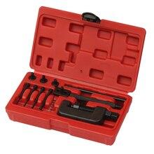 Цепь выключателя клепки Tool Kit 13 шт. Набор для резки ohv Cam Drive ATV мотоцикл