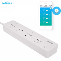 Broadlink MP1 Smart Home Power Plug WIFI Socket Strip WiFi Timing Plug Power Strip 4 Ports