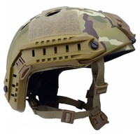 Army Airsoft Helmet Casco Tactico Militar Tactical Helmet Cover Hunting Cs Fast Jumping Protective Face Mask