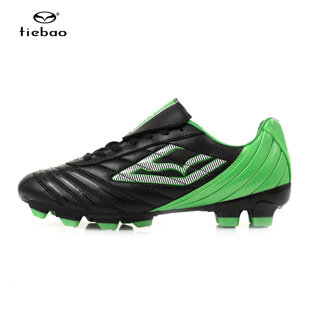 TIEBAO Professional Training Sneakers Football Boots Men H & A Sole Soccer Cleats Athletic Training Soccer Shoes indoor soccer shoes for men futsal soccer boots professional football shoes original athletic training soccer cleats tf trainer