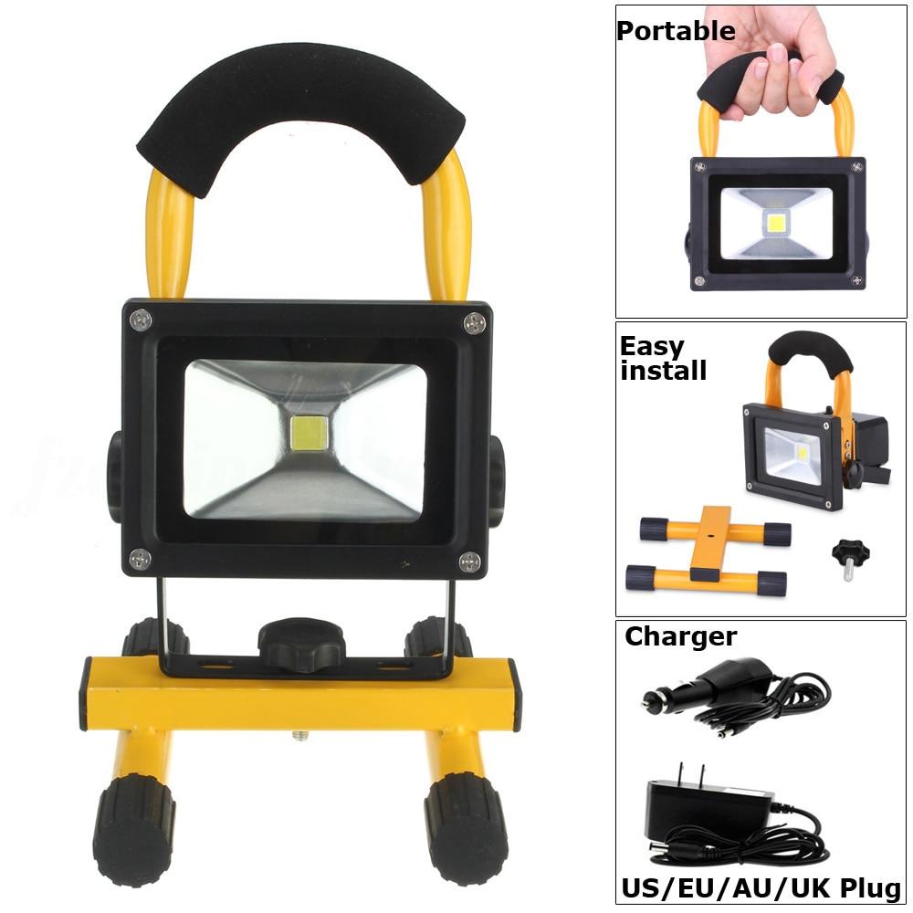 led portable floodlight 30w