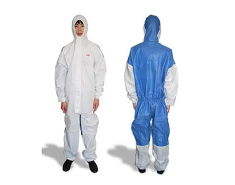 BP12-BP22 3M protective clothing conjoined protective clothing dust suit breathable and comfortable anti-particulate matter 3m 9502 dust masks n95 anti particulate matter anti pm2 5 smog protective industrial dust influenza virus mask h012912