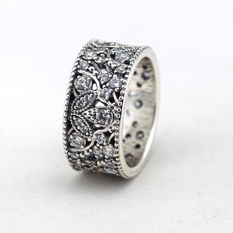 pandora leaf ring price