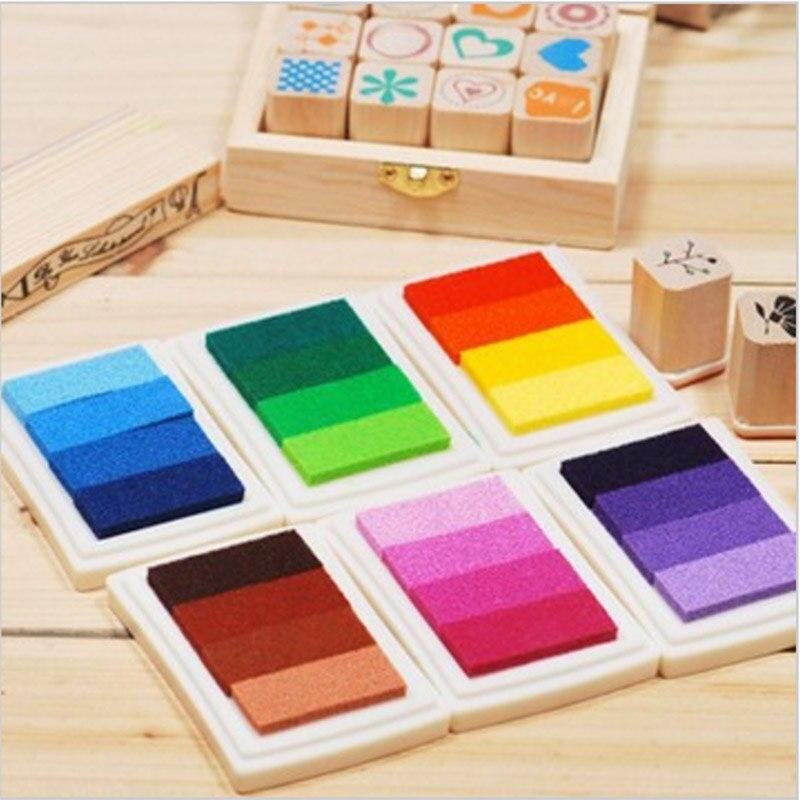 עשה זאת בעצמך צבעוני קרפט דיו דיו - אומנויות, מלאכת יד ותפירה