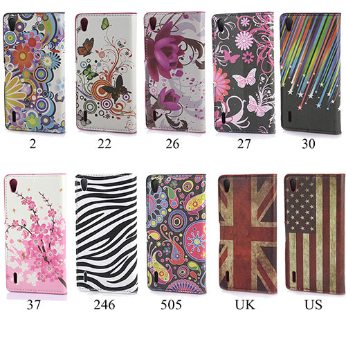 6f6d738727e 15 Styles Design Coque Leather Cover Case Carcasa For Sony Xperia M4 Aqua  Case Flip Cover For Sony M4 Aqua Phone Cases