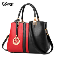 ZMQN Bag Luxury Handbag Women Bag Designer Leather Handbag High Quality Famous Brand Sequined Shoulder Bag For Women Kabelky Sac