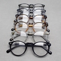 Oliver Peoples 5186 Eye Glass Frame Gregory Peck Round Eyeglasses Spectacle Frame Vintage Optical Myopia Women Men Eyewear Frame