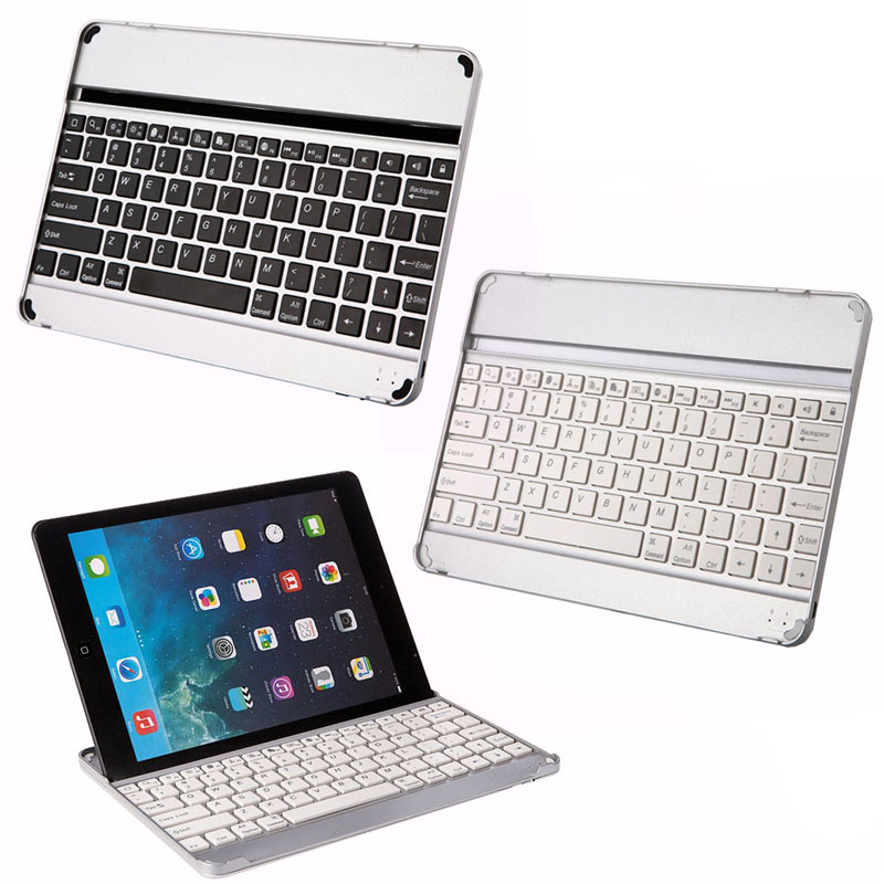 Aluminum Alloy Bluetooth Keyboard Fashion Multi-function Keyboard for Laptop Computer XXM8