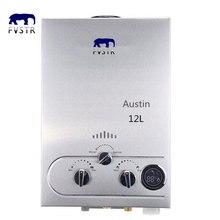 цена на FAST SHIP  Flue Type Lgp Instant / stainless 12L  Gas Lpg Hot Water Heater Propane stainless Instant Stainless 2800pa