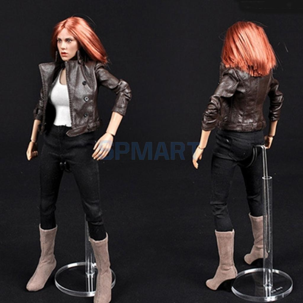 Doll Pack of 20 1:6 Action Figure Model Base Display Stand Holder for 12In