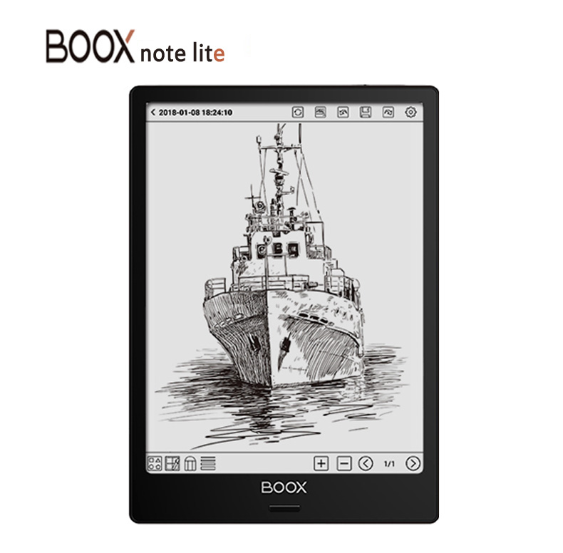 BOOX Note Lite eBook Reader 10 3 Touch HD Display E Ink Carta Flexible Screen eReader