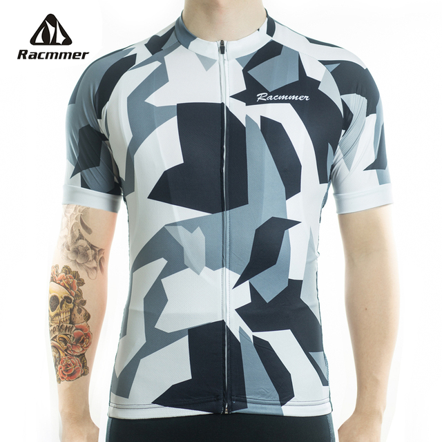Racmmer 2018 Cycling Jersey Mtb Bicycle Clothing Bike Wear Clothes Short  Maillot Roupa Ropa De Ciclismo Hombre Verano  DX-49 700582d3e