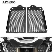 For BMW R1200GS Motorcycles Radiator Grill Guard Cooler Cover for BMW R1200GS R 1200 GS GSA ADV LC WC 2013 2014 2015 2016 цена
