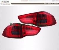 Светодиодные задние фонари в сборе настройки новый стиль свет бар светодиодной лампы Хвост ligts ель для Mitsubishi Pajero Sport 2011' up