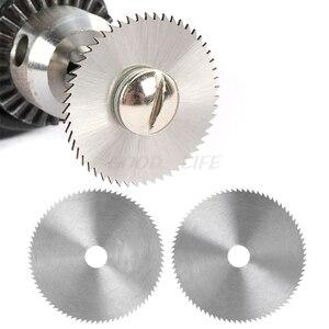 Image 2 - Dia 4 Inch 100mm Hout Zaagblad Disc Boring Diameter 16/20mm Wiel Doorslijpschijf Voor Houtbewerking rotary Snijgereedschap