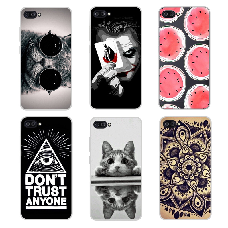 Cool Pattern Cover For ASUS ZenFone 4 Max ZC554KL Case