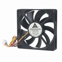 1PCS 3Pin CPU Cooling Cooler Fan Heatsinks Radiator 80mm 15mm DC 12V For PC Computer