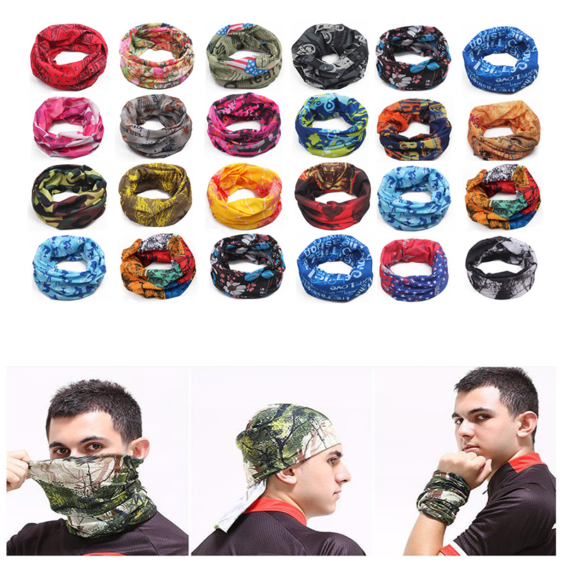 2017 Windproof Mask Warm Ski Caps Bicyle Bike Balaclavas Scarf Motorcycle Hat Skullies & Beanies Biking equipment Scarf