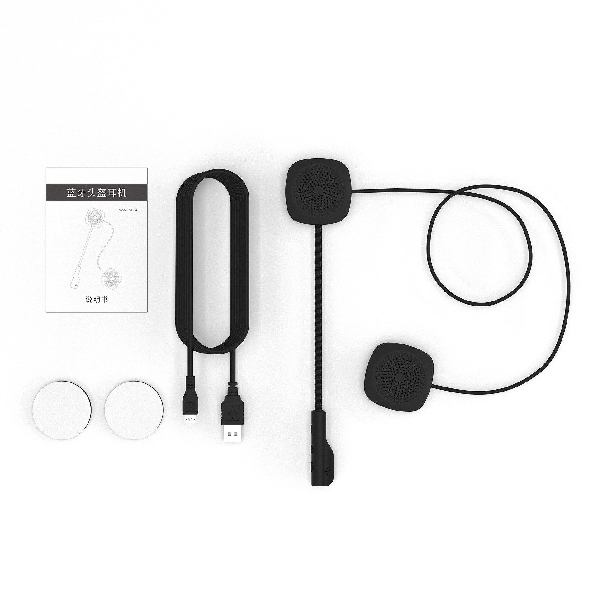 Motorcycle Bluetooth Helmet Headset 5.0 wireless headphones  bluetooth earbuds