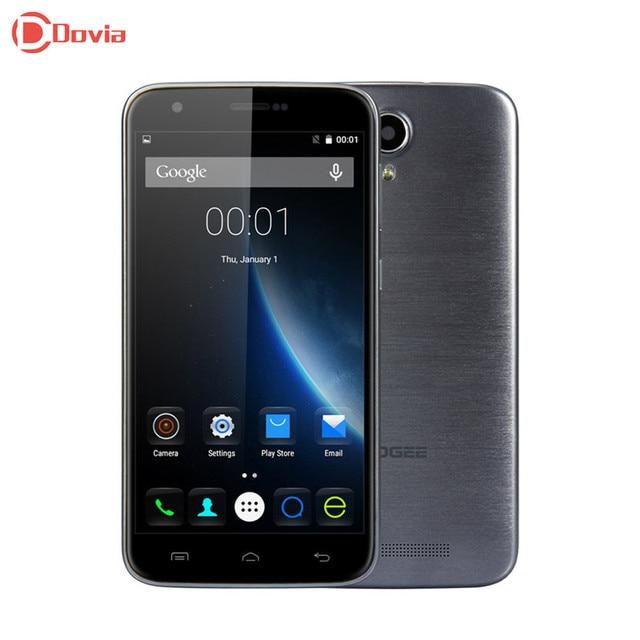 5.5 inch DOOGEE Y100 Plus 4G Smartphone MTK6735 2GB RAM 16GB ROM 8MP+13MP Cameras Quad Core OTG HotKnot Mobile phone