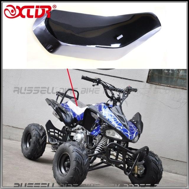 chinese atv 92 ford explorer radio wiring diagram black vinyl foam quad seat for 110cc 125cc tdr atomik buggy