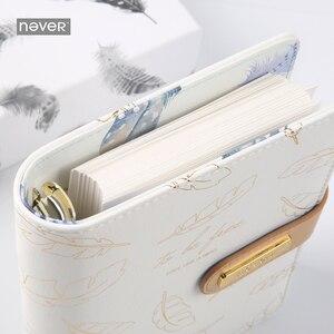 Image 4 - Mai Oro Piuma Serie A6 Notebook e Riviste Diario Personale Agenda Organizer Settimanale Planner Regalo Materiale Scolastico di Cancelleria