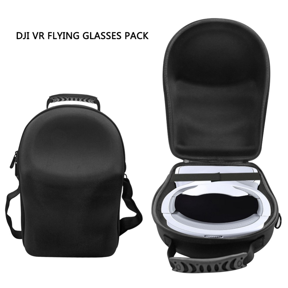DJI Goggles Portable Waterproof Storage Bag Travel Protection Case Backpack for DJI FPV Goggles Glass VR