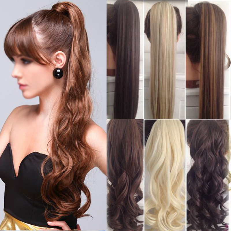 style hair extensions hair pieces ponytails blackhairstylecuts 5743