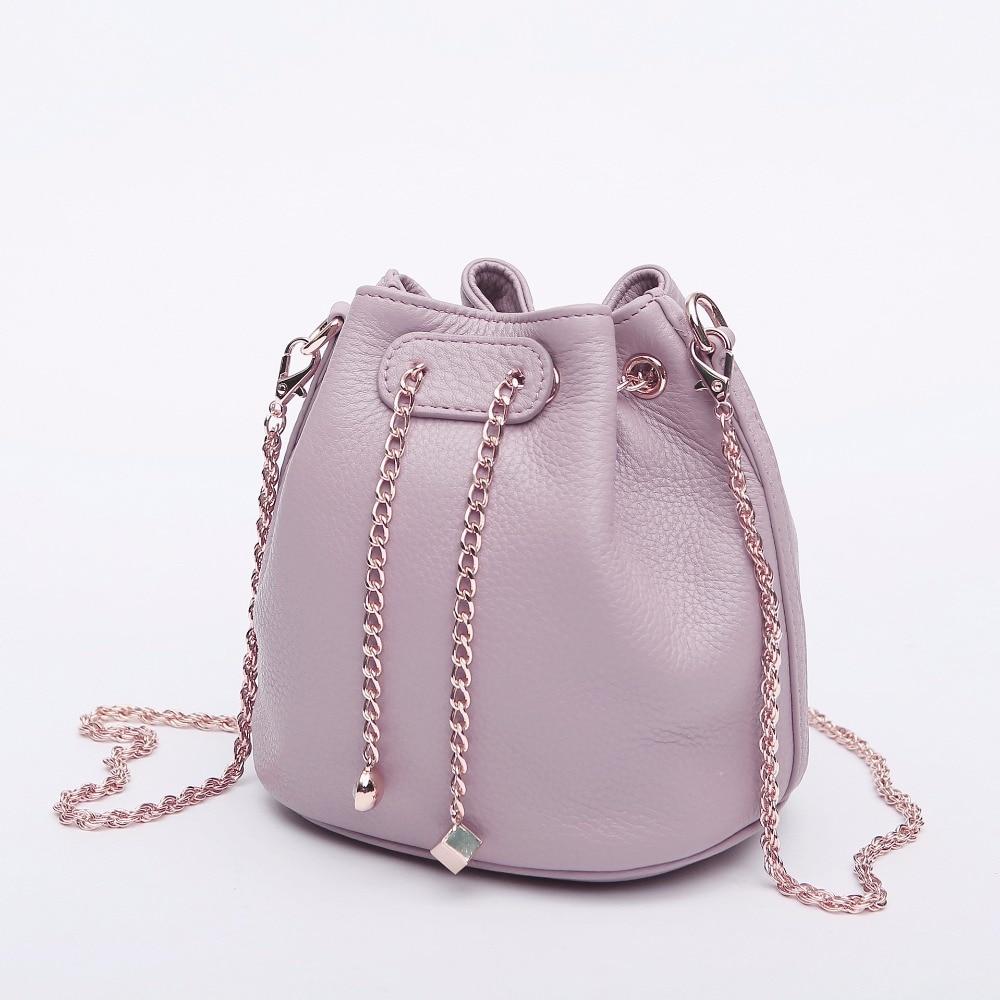 2018 Sweet Style Fashion Design Women Bag Genuine Leather Lady Small Crossbody Bag Lady Chain Leather Shoulder Bag Bolsa lemon design chain bag