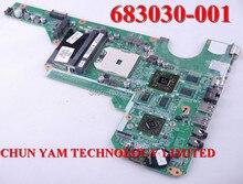 Original motherboard 683030-001 für hp compaq pavilion g4 g6 g7 g4-2000 g6-2000 g7-2000 amd serie laptop notebook systemboard