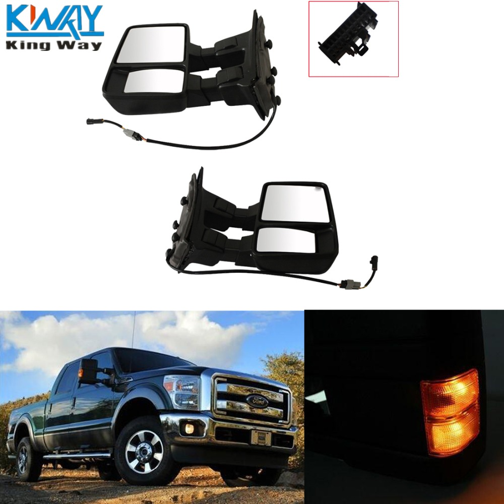 Free shipping king way for 08 15 ford f250 f350 f450 f550 super