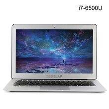 13.3 inch intel core i7-6500U 8gb ram 256gb ssd 4-6 hours long endurance battery windows 10 fast boot laptop notebook computer