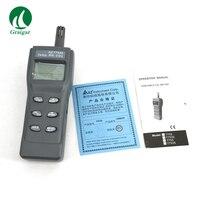 AZ77535 ручной углекислого газа CO2 детектор CO2/RH/Температура метр сигнализации RS232 Выход