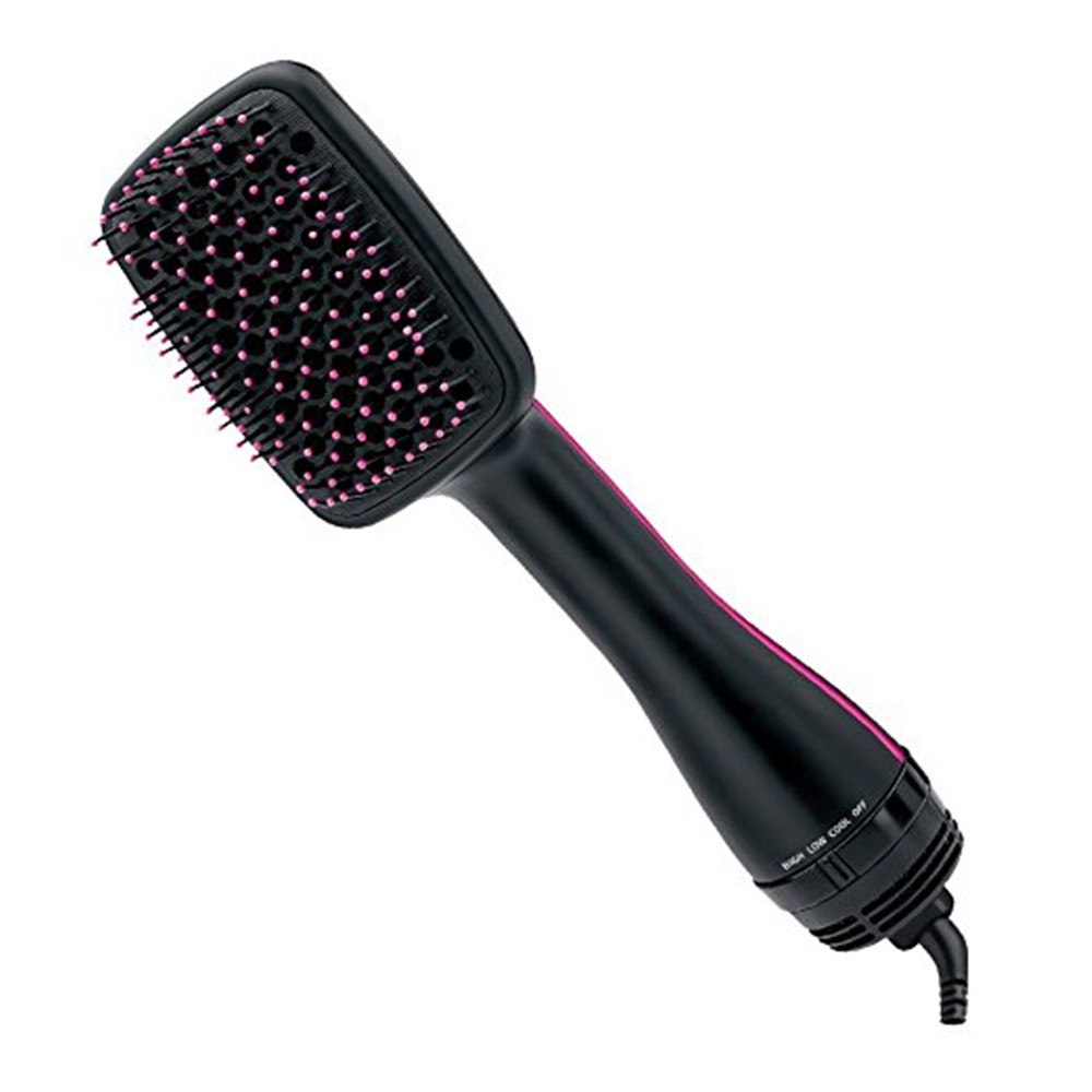 Pro Collection Salon One Step Hair Dryer Blow-dryer Hot Air Brushes Blower Anion Dry Dair Comb Hair Artifact Dry Hair Brushes
