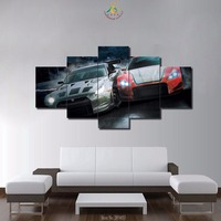 HD Printed 5 Pieces Set The Rigs Nazzqul Wall Art Paintings Paiting Canvas Paints Home Decor