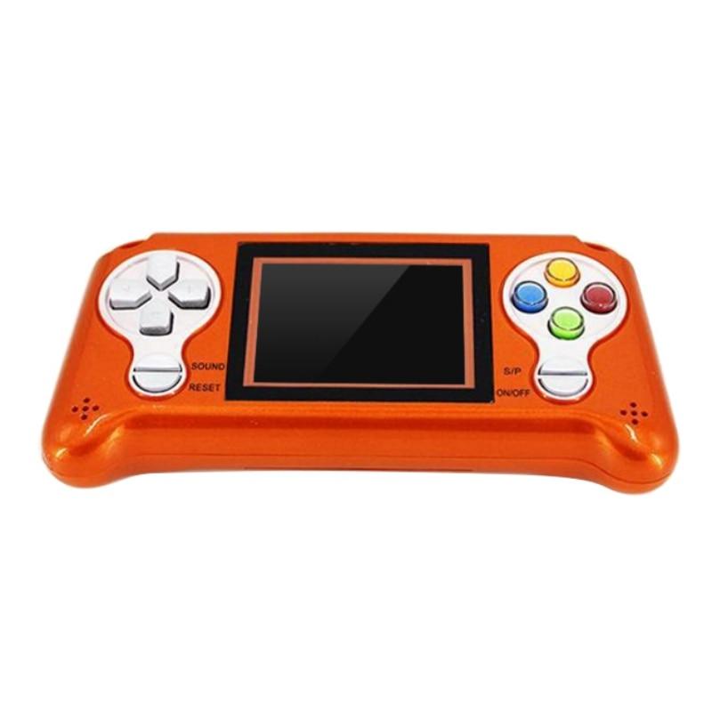 Unterhaltungselektronik Videospiele Energisch Tragbare Handheld Spiele Konsolen Kinder Video Spiele Konsolen Eingebaute 668 Klassische Spiel 2,5 hd Screen Gamepads