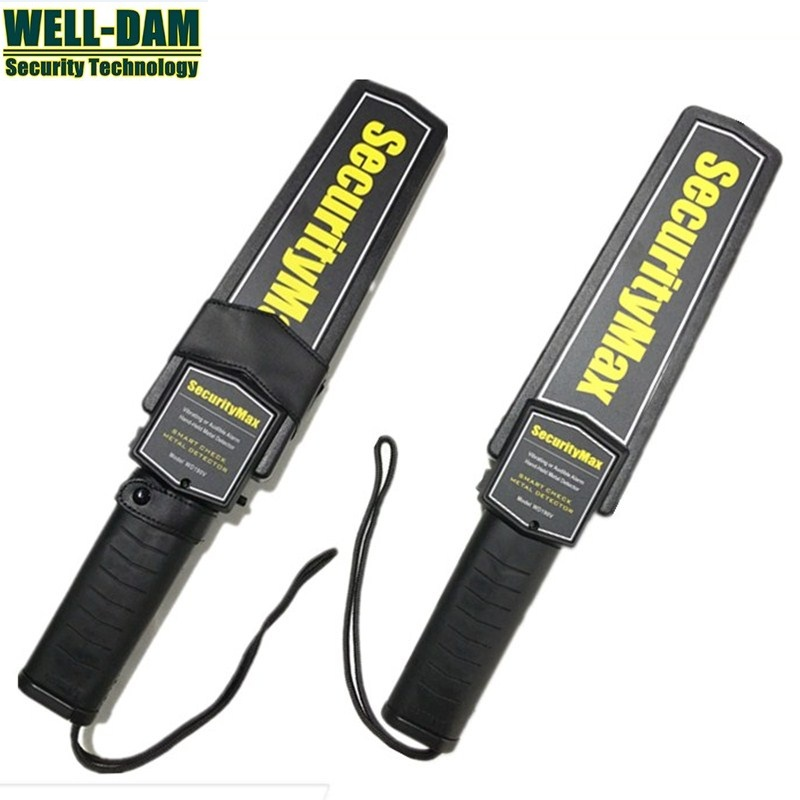 SecurityMax super scanner hand held metal detector hand held bomb detector цена