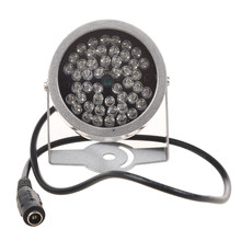 KSOL UK 48 LED illuminator light CCTV IR Infrared Night Vision Lamp for Security Came(China)