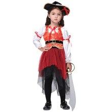 Niñas princesa mar pirata disfraz niños Halloween Disfraces para niñas  pirata disfraz Ideas c7e18c947d8